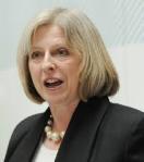 Teresa May, Home Secretary
